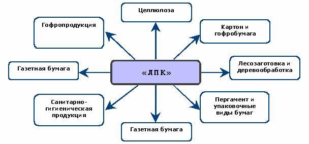 структуры холдинга «ЛПК».