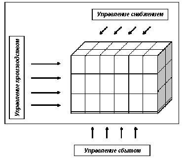 Многомерный тип организации